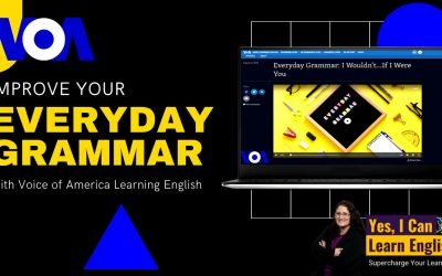 Improve Your Everyday Grammar with Voice of America